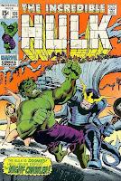 Incredible Hulk #126 comic pic