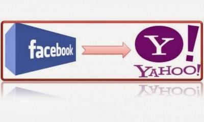 Hướng dẫn đăng nhập facebook từ phần mềm Yahoo