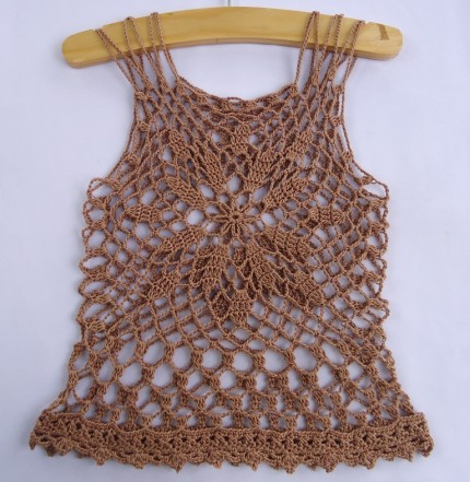Crochet Summer Top - Free Pattern
