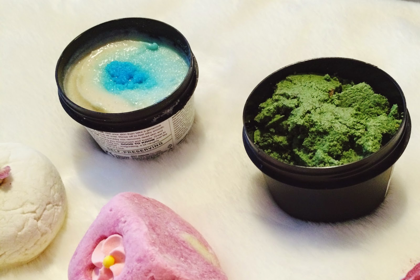 April Lush Haul, Lush skincare review