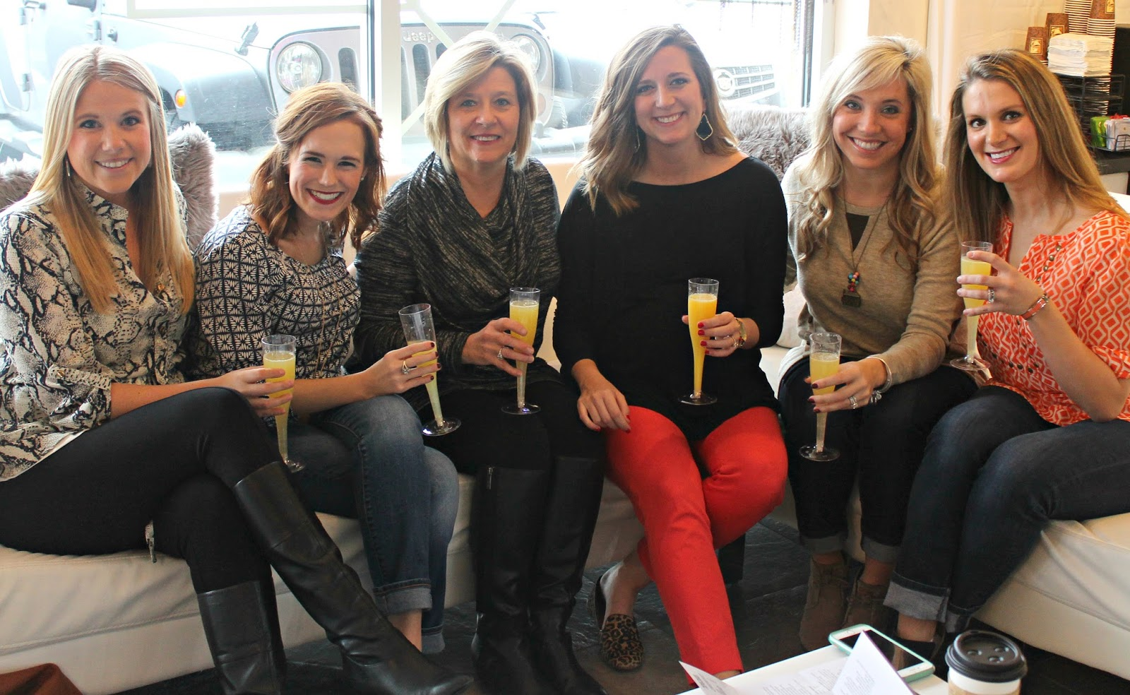 A Pedicure Party Baby Shower! - Carolina Charm