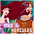 I like Hercules and Megara