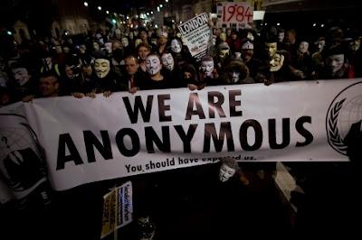 Anonimitas Dunia maya
