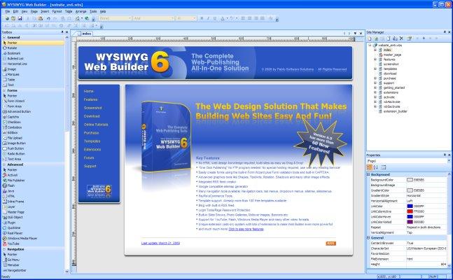 Rekomendasi Software Pembuat Website Terbaik Untuk Belajar