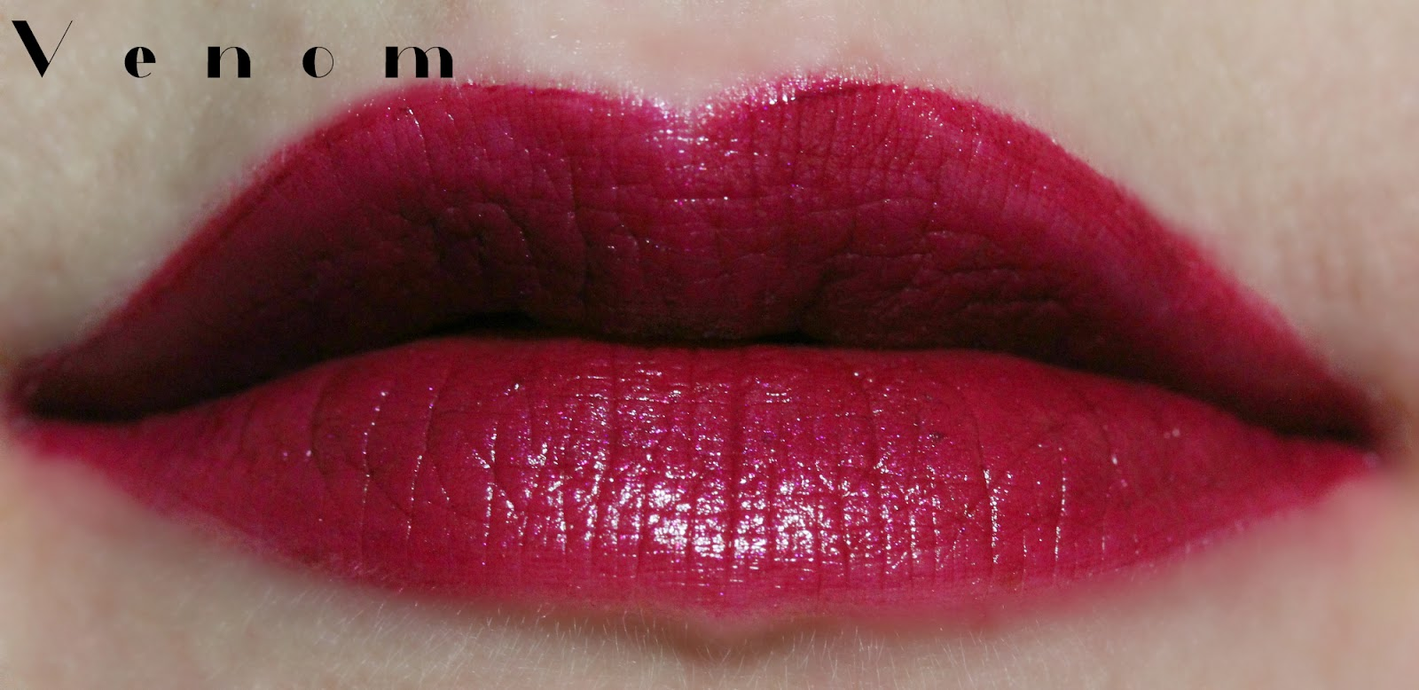 Urban Decay Venom lipstick