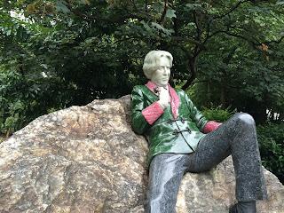Meet Oscar Wilde in Dublin