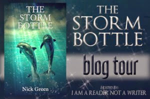 The Storm Bottle blog tour - $25 GC