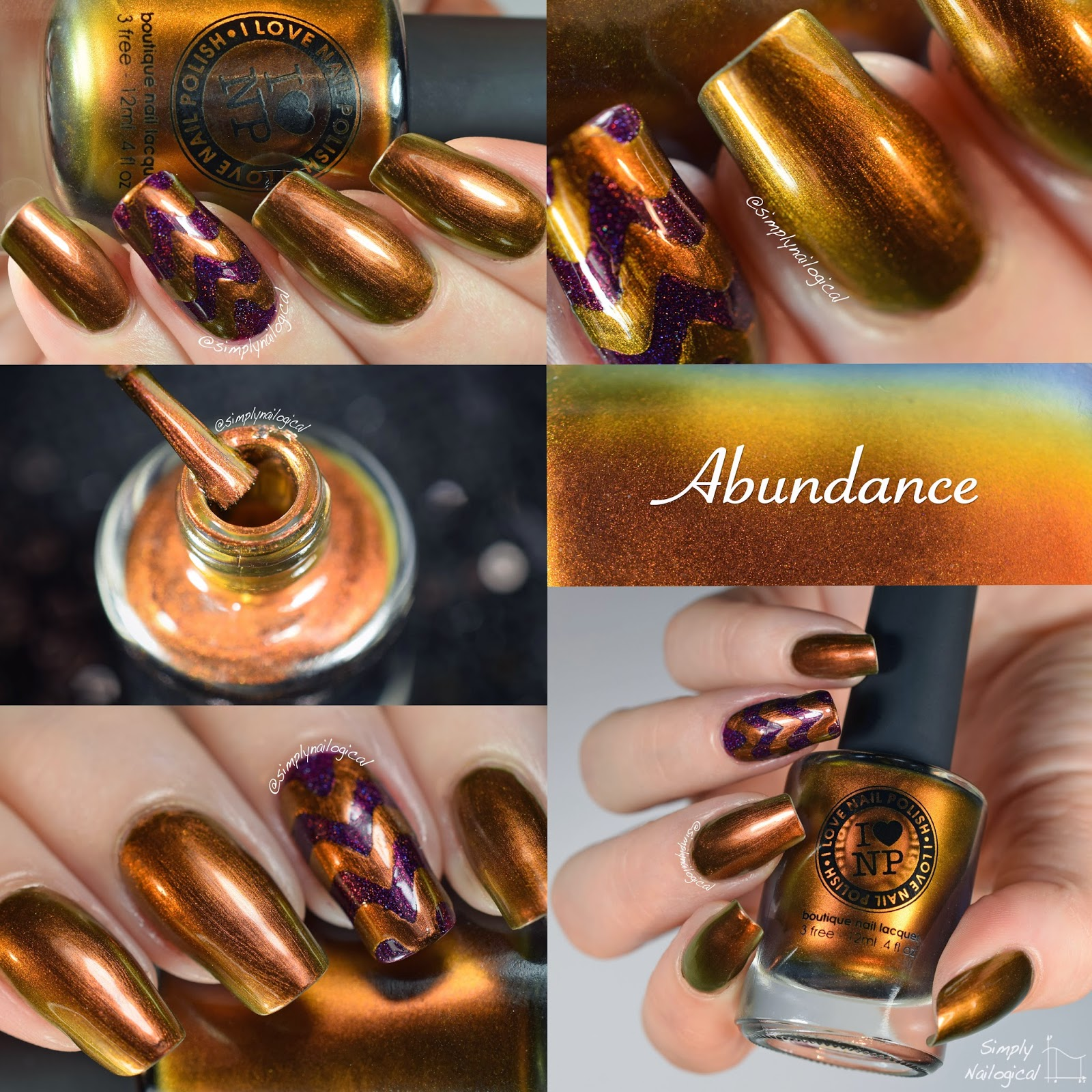 Abundance - ILNP Fall 2014 collection swatch