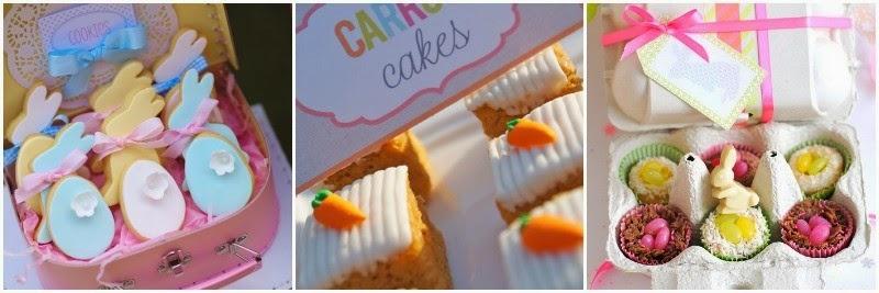 El closet de la novia eventos de pascua for Mesas dulces cumpleanos