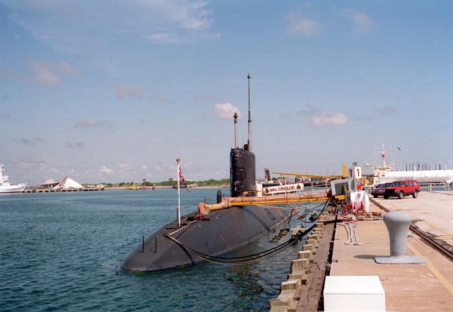 HMS Turbulent (S87)