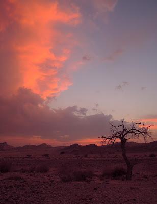 celestial sunset