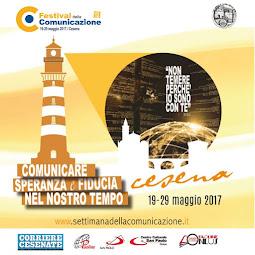 Festival della Comunicazione: Cesena: 19-29, Maggio, 2017