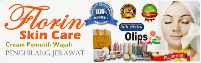 Florin Skin Care Pemutih Wajah dan Penghilang Jerawat