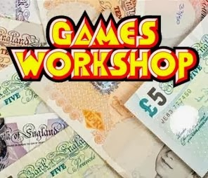 Games Workshop Pricing by Madrilous
