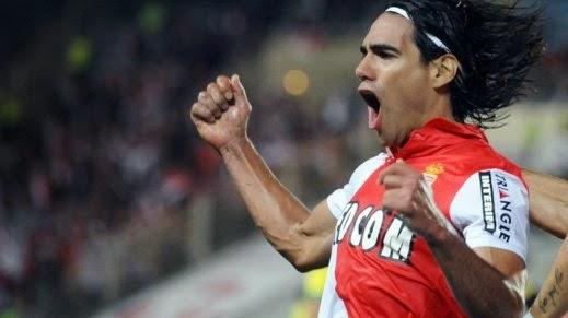 Falcao jugará en Manchester United