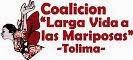 """Coalición """"Larga vida a las mariposas"""" - Tolima"""