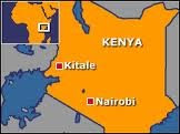 Where is Kitale?