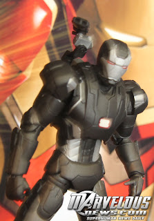 Marvel Select Iron Man 3 War Machine figure
