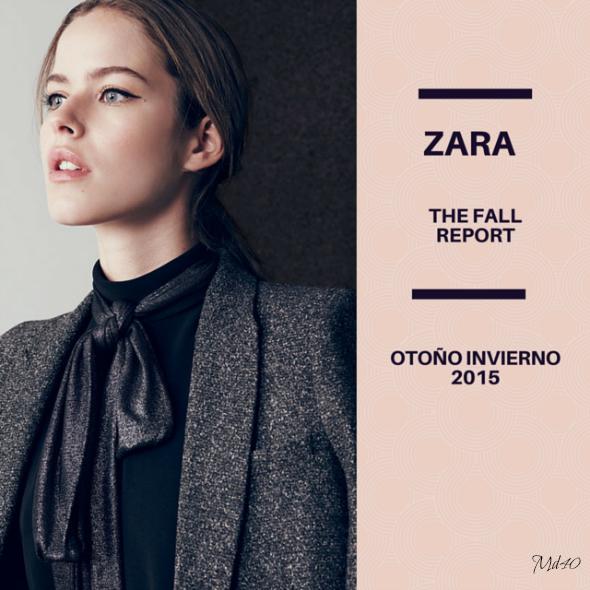 Tendencias clave moda otoño invierno 2015 Zara