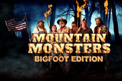 Mountain Monsters Bigfoot Edition 2016