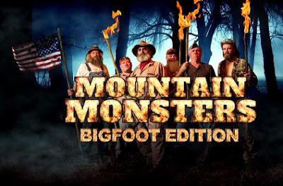 Mountain Monsters Bigfoot Edition 2016