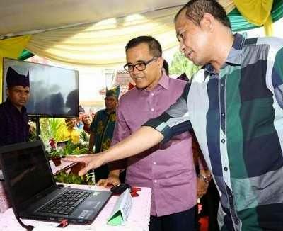 Kabupaten Banyuwangi menerapkan E-Village Budgeting