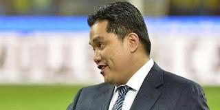 Erick : Scudetto Bukan Target Utama Inter Musim Ini