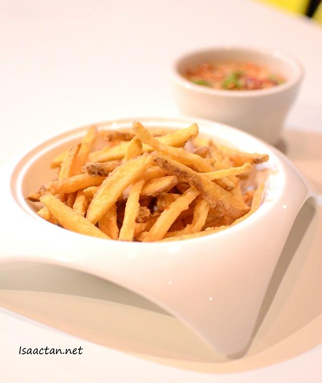 Fried Potato Salad - RM11