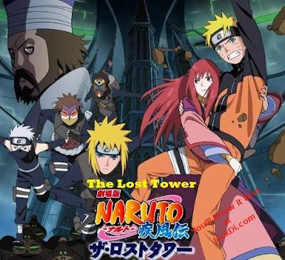 Naruto The Lost Tower Movie Naruto shippunden Movie 4 watch online free Naruto 623 Naruto 624