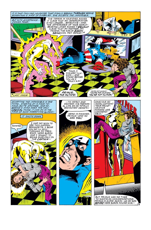 Captain America (1968) Issue #279 #195 - English 6