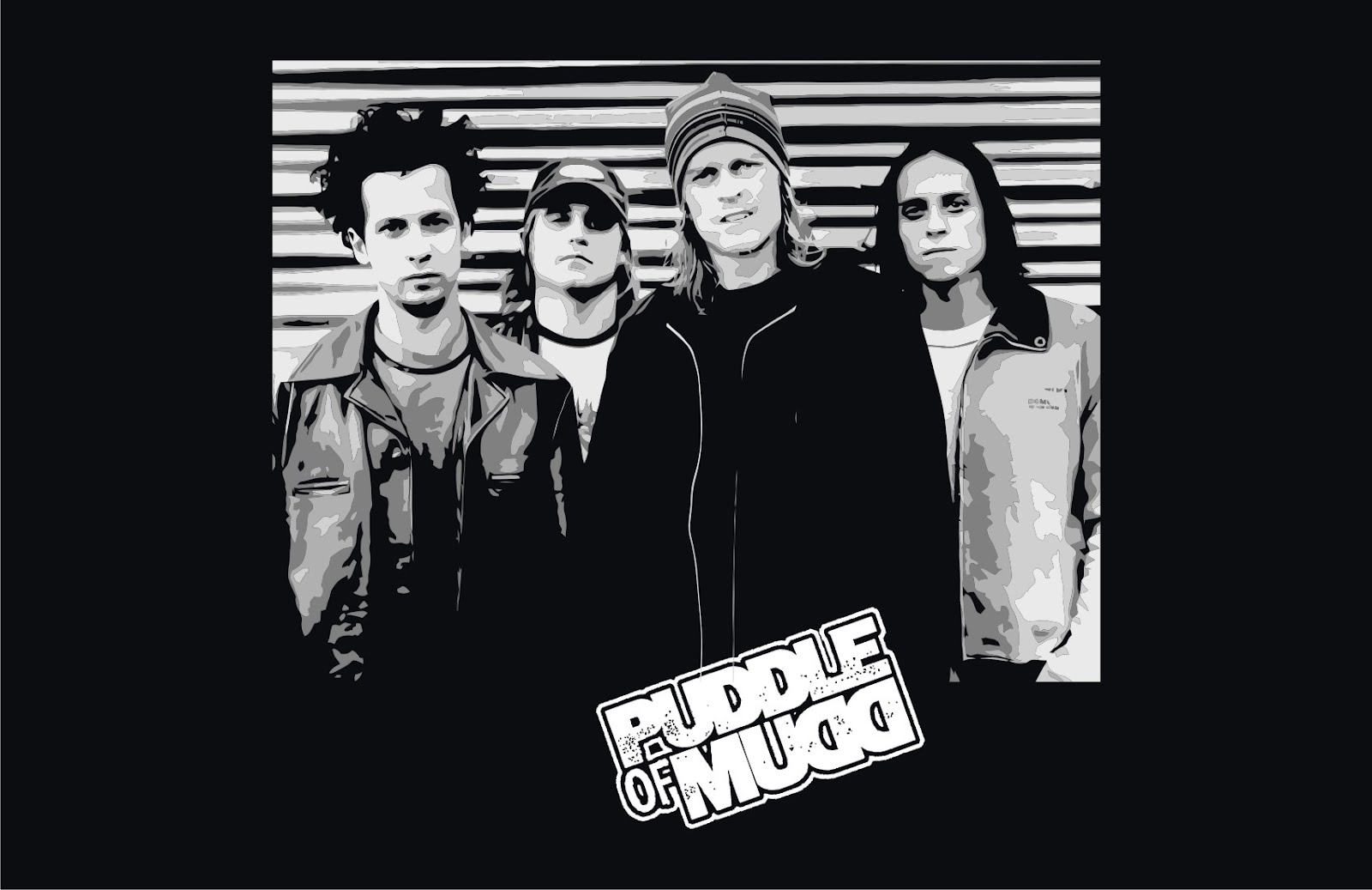 puddle_of_mudd_front_vector