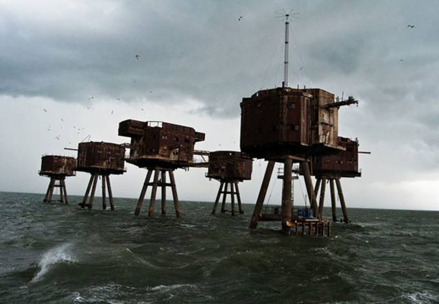 03. The Maunsell Sea Forts in England