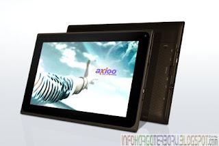 Harga Axioo PicoPad 9 Spesifikasi 2012