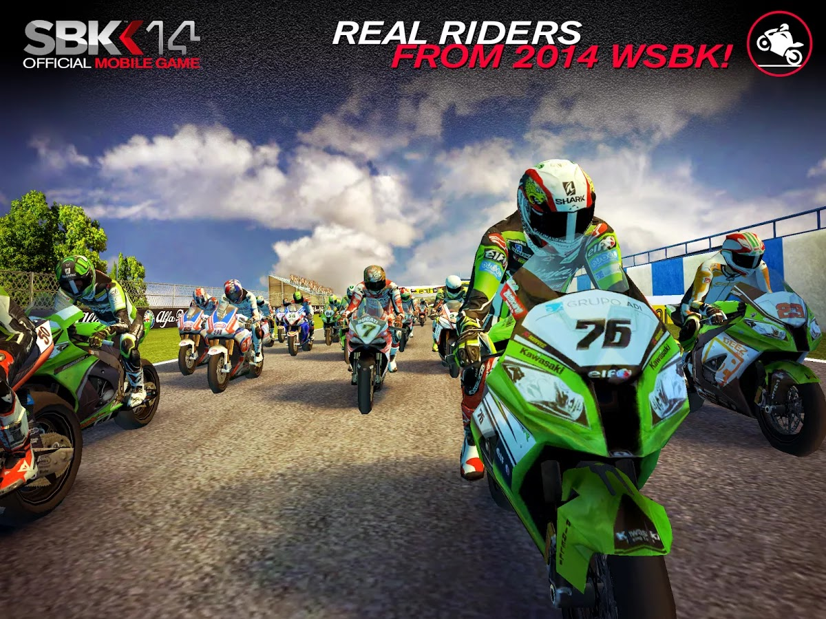 SBK14 Official Mobile Game v1.4.4