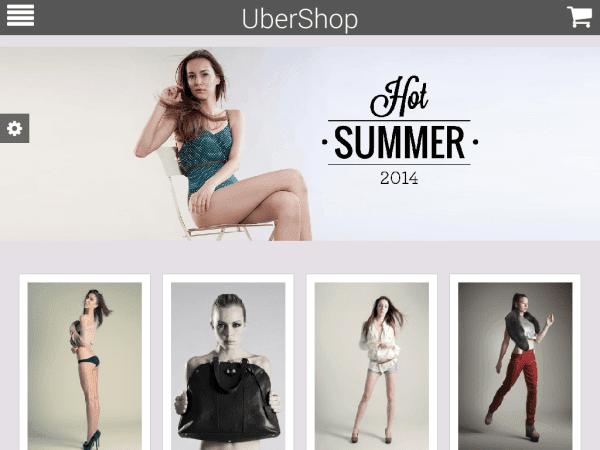 UberShop -  WooCommerce Theme