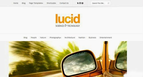 Lucid ElegantThemes Wordpress Theme Version 1.5 Free