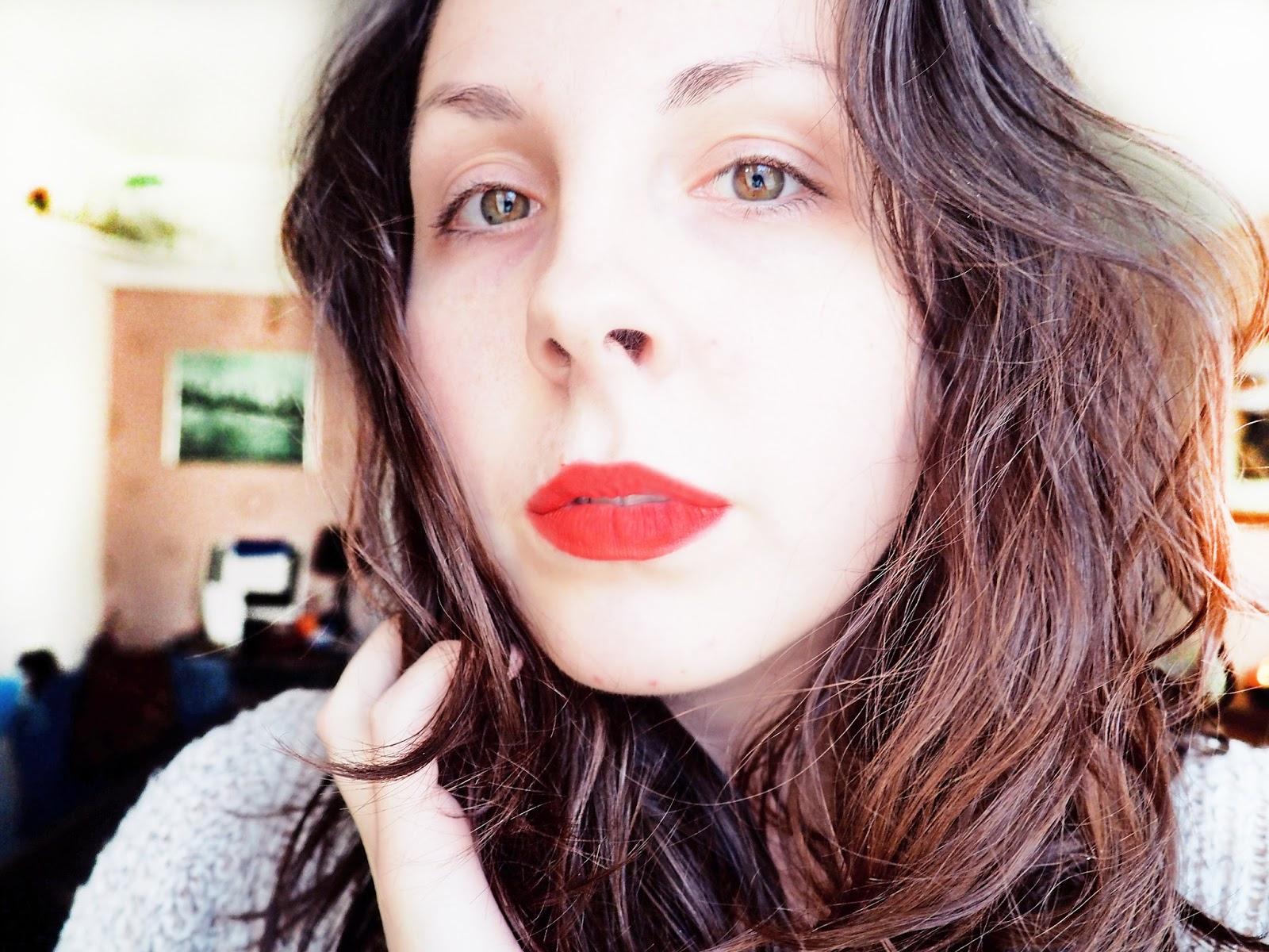 Estée Lauder Pure Colour Envy Matte Sculpting Lipstick Restless Review