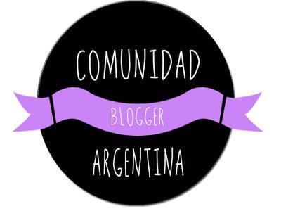 ¡Formamos parte de la Comunidad Blogger!