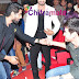 RANA touching MAHESHBABU'S FEET at Bhale Manchi Roju Audio Launch