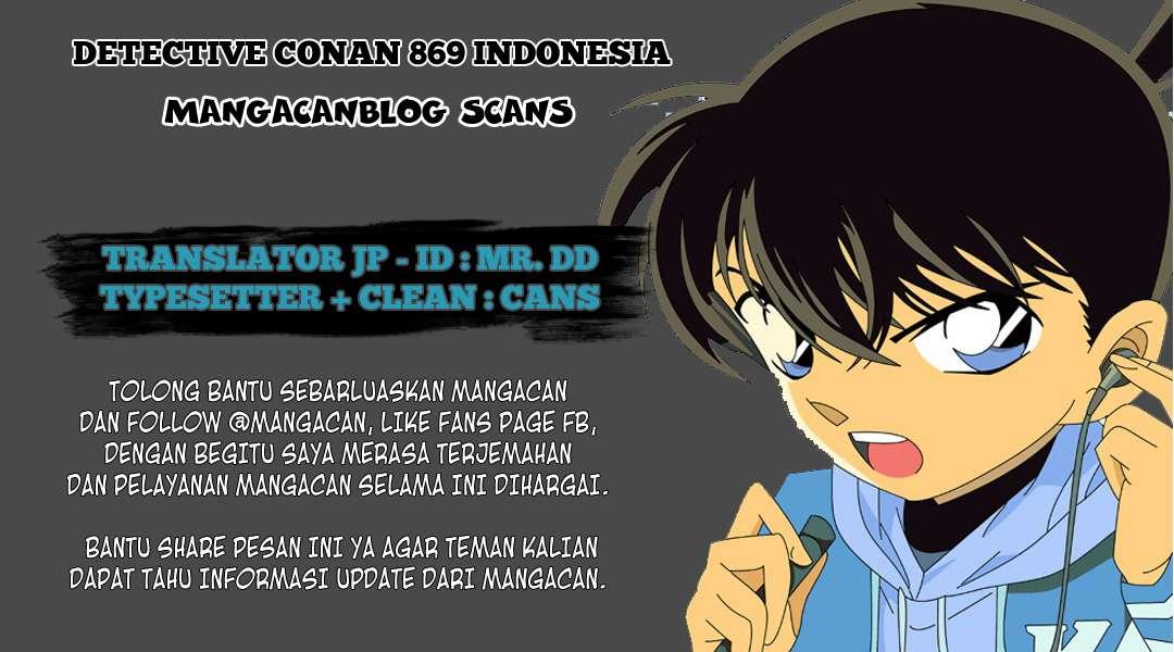Dilarang COPAS - situs resmi www.mangacanblog.com - Komik detective conan 869 - bukan apa apa kok 870 Indonesia detective conan 869 - bukan apa apa kok Terbaru |Baca Manga Komik Indonesia|Mangacan