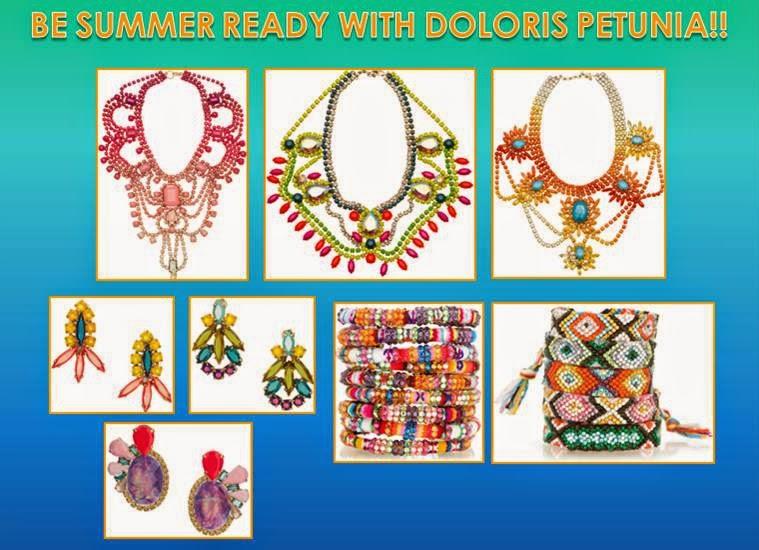 Doloris Petunia Jewelry