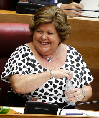 La ex consellera valenciana se confiesa