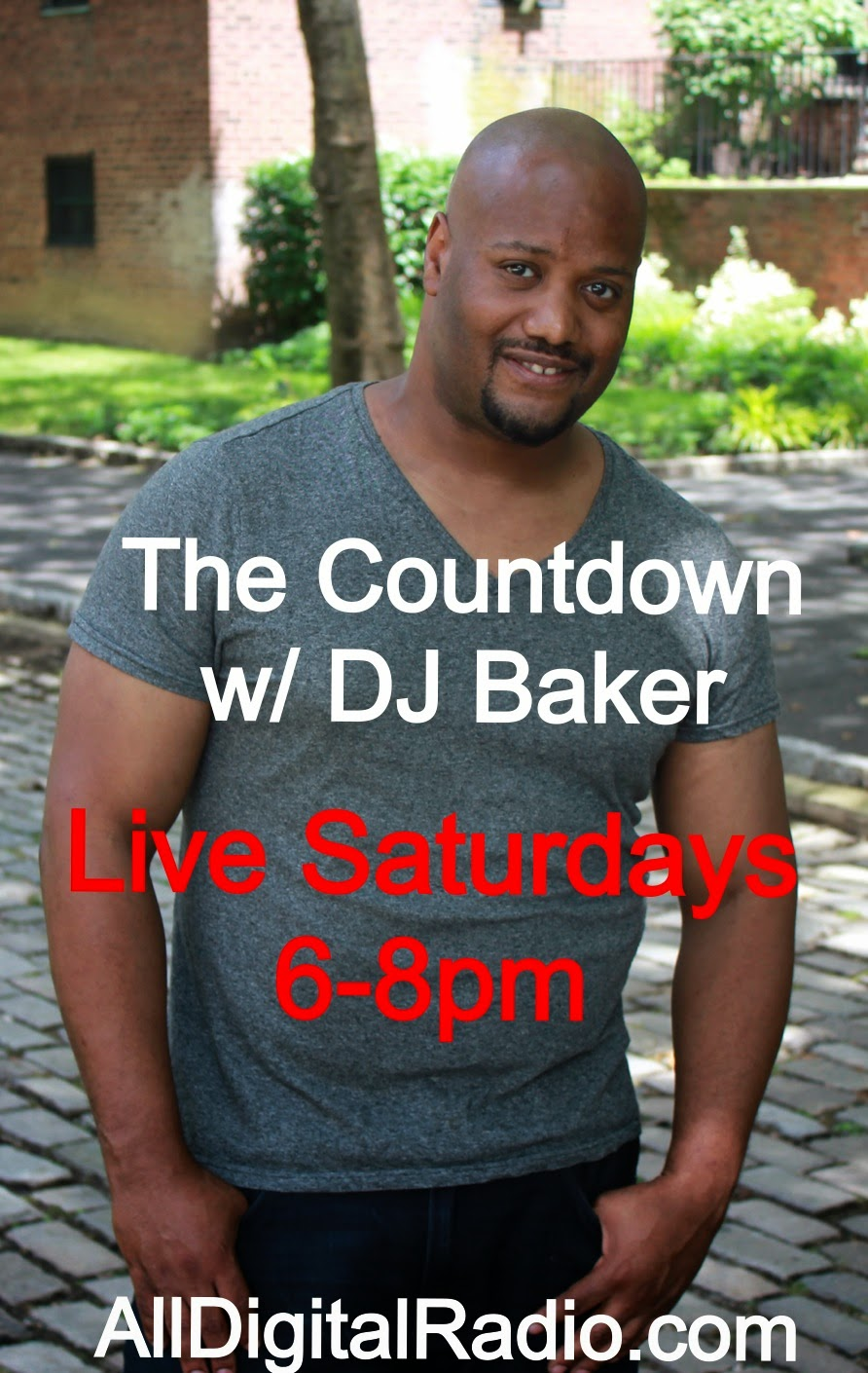 Want The Countdown w/DJ Baker