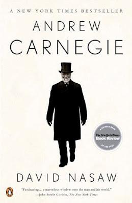 Andrew Carnegie motivacion