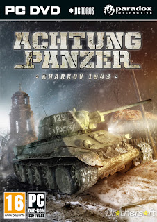 Achtung Panzer Operation Star Completo [PC]
