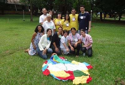 Encontro de Coordenadores da IAM e JM em Goiás