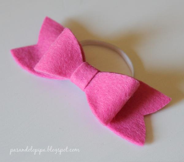 pasandolopipa : coletero lazo / bow