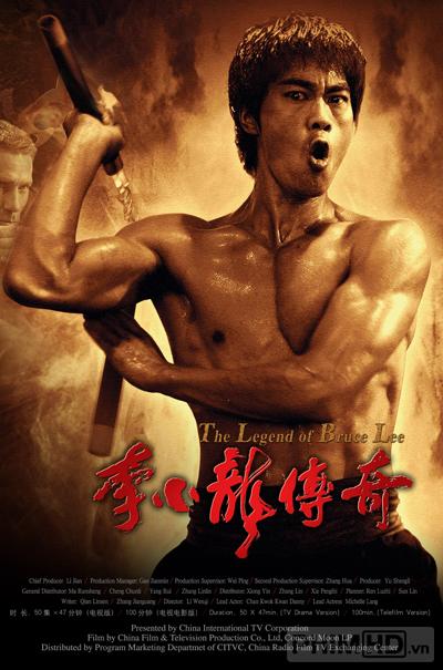 Xem phim Huyền Thoại Lý Tiểu Long - The Legend Of Bruce Lee