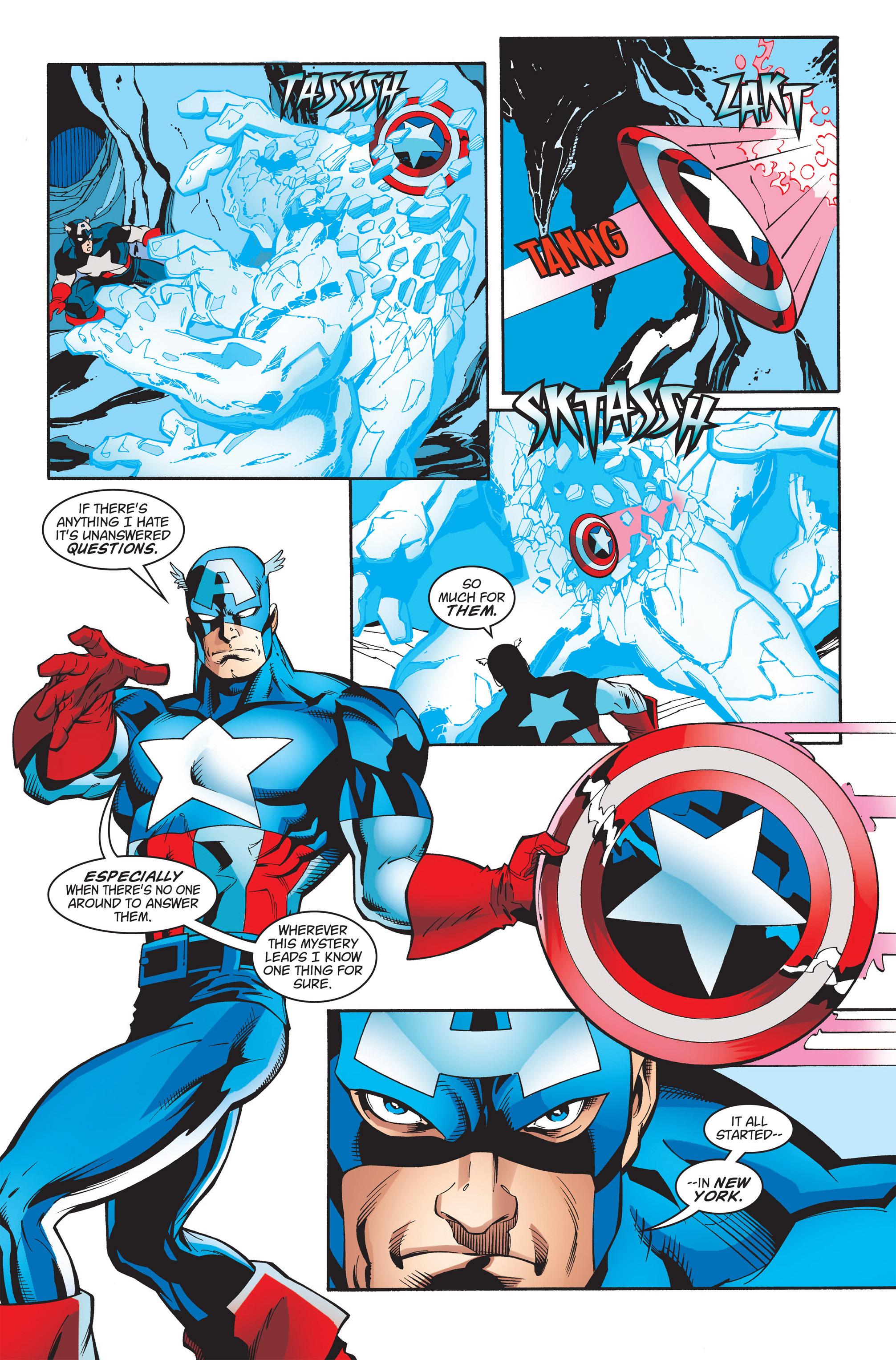 Captain America (1998) Issue #34 #40 - English 5