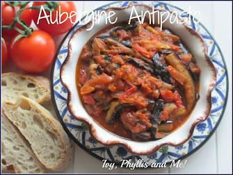 AUBERGINE ANTIPASTO